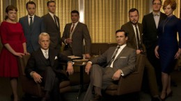 Madmen: Invisible men more like, says IPA study