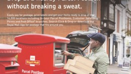 Royal Mail print image