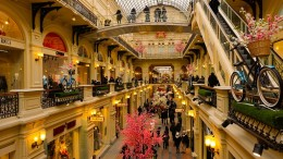 shopping mall 1