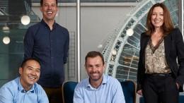 L-r: Shek, Drake, Reid and Howe