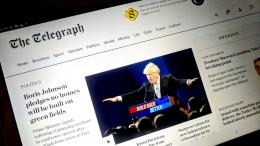 telegraph again